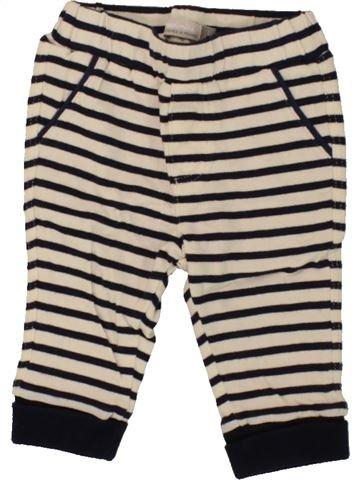 Pantalon garçon CATIMINI noir 3 mois hiver #1461407_1