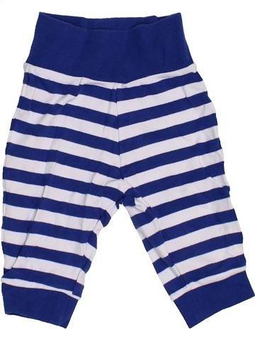 Pantalon garçon TOPOMINI bleu 3 mois hiver #1462011_1