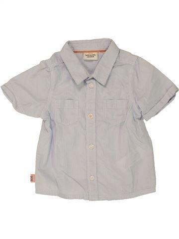 Chemise manches courtes garçon TAPE À L'OEIL gris 6 mois été #1462035_1