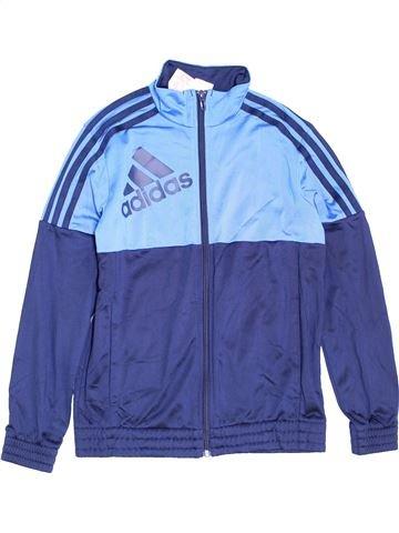 Sportswear garçon ADIDAS bleu 12 ans hiver #1462396_1