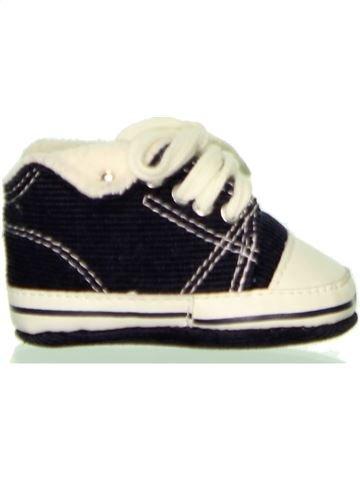 Zapatos con cordones niño P'TIT BISOU negro 3 meses invierno #1462769_1