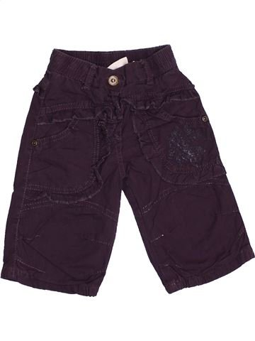 Pantalon fille BAKKABOE marron 3 mois hiver #1463510_1