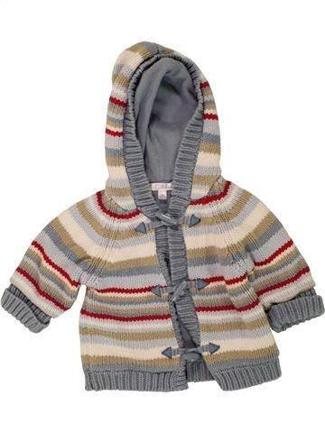 Veste garçon KIABI gris 3 mois hiver #1463552_1