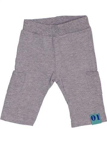 Pantalon garçon DIRKJE gris 1 mois hiver #1463559_1