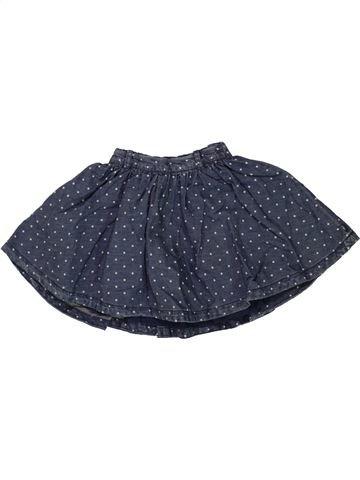 Jupe fille OKAIDI bleu 6 ans hiver #1464226_1