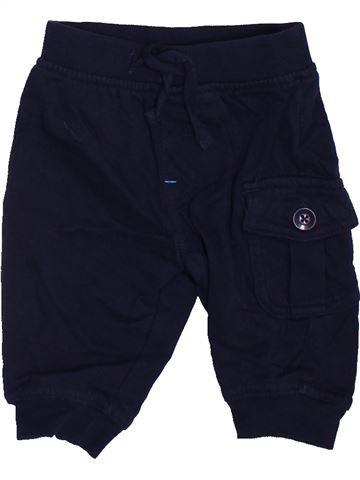 Pantalon garçon TOPOMINI noir 3 mois hiver #1464258_1
