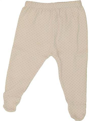 Pantalón niño BOUT'CHOU beige 3 meses invierno #1464347_1