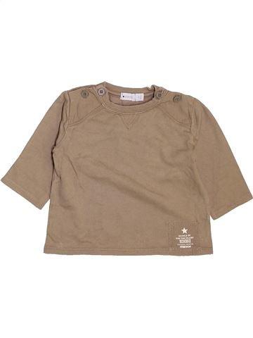 Camiseta de manga larga niño MEXX beige 6 meses invierno #1464407_1