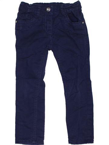 Pantalón niña TOPOLINO azul 4 años invierno #1464542_1