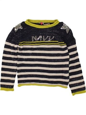 Pull fille ORCHESTRA beige 3 ans hiver #1464858_1