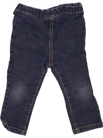 Tejano-Vaquero niña HEMA azul 12 meses invierno #1465710_1