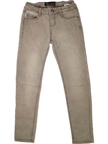 Pantalón niña C&A beige 10 años invierno #1465760_1