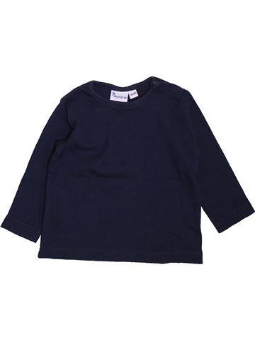 Camiseta de manga larga niño IMPIDIMPI negro 18 meses invierno #1465885_1