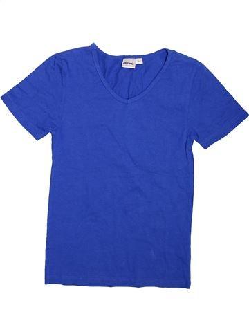 Camiseta de manga corta niña ALIVE azul 12 años verano #1466870_1