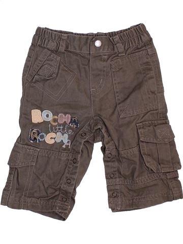 Pantalon garçon ROCHA LITTLE ROCHA marron 3 mois hiver #1467488_1