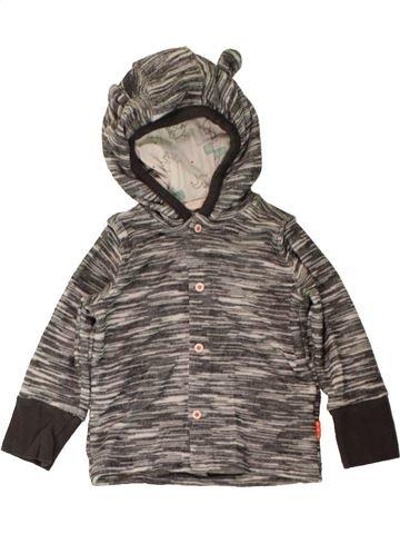 Chaleco niño HEMA gris 6 meses invierno #1467980_1