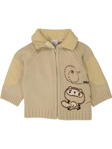 Chaleco niño CADET ROUSSELLE beige 3 meses invierno #1469069_1
