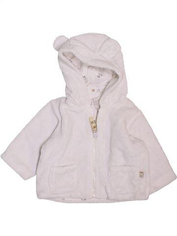 Chaleco niño BABY blanco 3 meses invierno #1469406_1