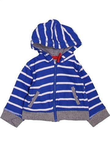 Sudadera niño HEMA azul 6 meses invierno #1469647_1