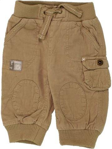 Pantalón niño KIMBALOO marrón 6 meses invierno #1469793_1