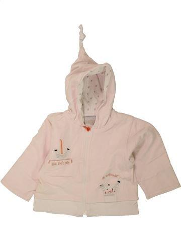 Chaleco niña BERLINGOT blanco 3 meses invierno #1470239_1