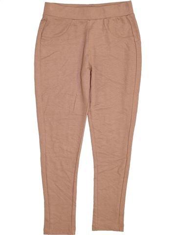 Pantalon fille NEXT marron 11 ans hiver #1470254_1