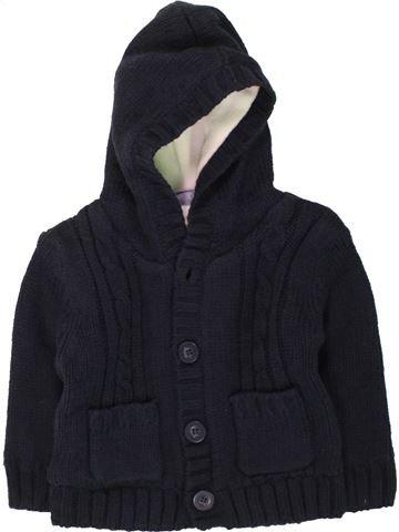 Chaqueta niño LUPILU negro 6 meses invierno #1470468_1