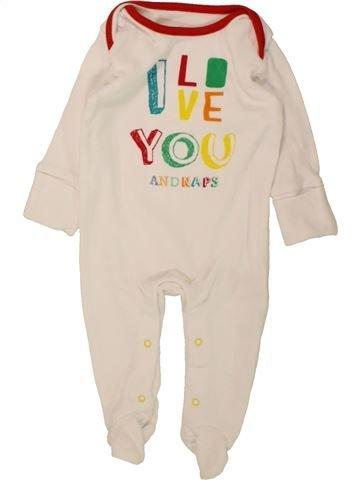 Pijama de 1 pieza niño LADYBIRD violeta 3 meses verano #1471876_1