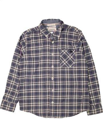 Camisa de manga larga niño JASPER CONRAN gris 10 años invierno #1471907_1
