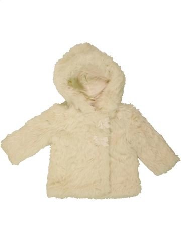Manteau fille LA REDOUTE CRÉATION beige 12 mois hiver #1472030_1