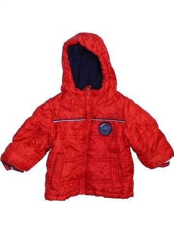 Doudoune garçon BHS rouge 6 mois hiver #1472454_1