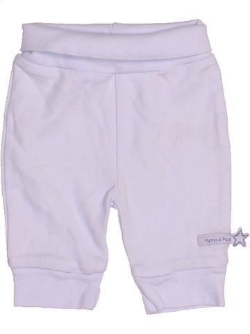 Pantalon garçon MAMAS & PAPAS blanc 1 mois hiver #1473416_1