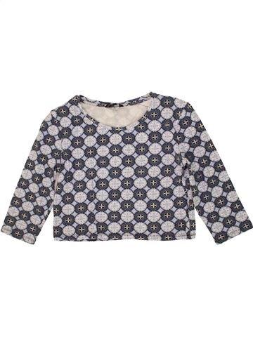 T-shirt manches longues fille CANDY COUTURE bleu 16 ans hiver #1473565_1