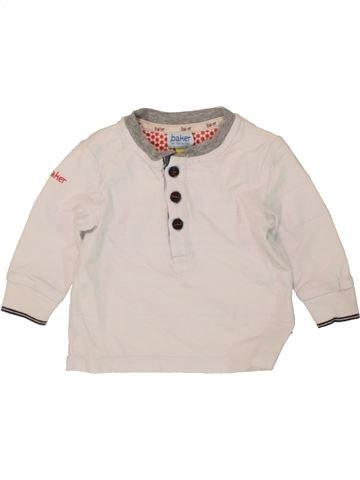 Camiseta de manga larga niño TED BAKER blanco 6 meses invierno #1474442_1