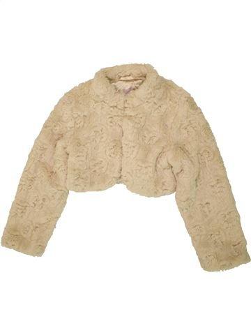Chaqueta niña MONSOON beige 8 años invierno #1474459_1