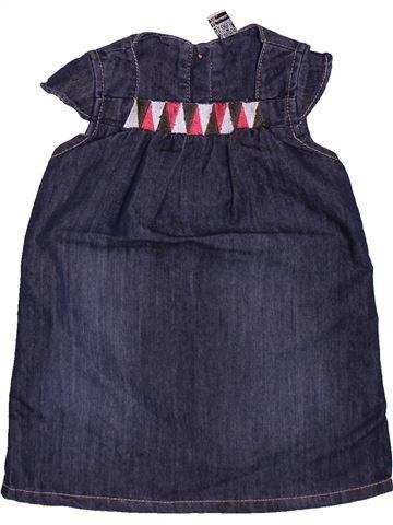 Robe fille TAPE À L'OEIL bleu 12 mois hiver #1475016_1