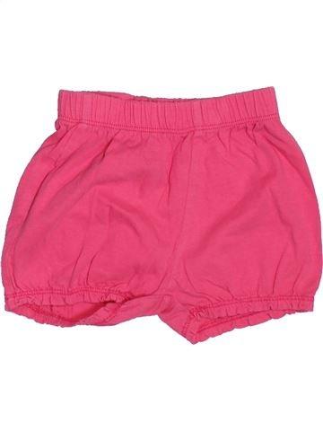 Short - Bermuda fille REEBOK rose 6 mois été #1475047_1