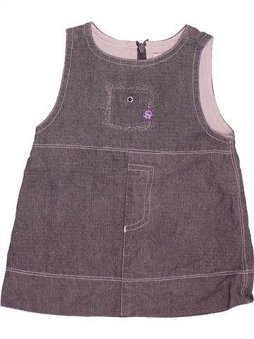 Robe fille OKAIDI gris 3 mois hiver #1475080_1