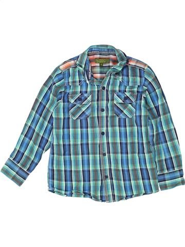 Camisa de manga larga niño TED BAKER azul 7 años invierno #1476978_1