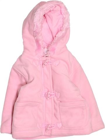 Manteau fille BABY MAC rose 9 mois hiver #1477389_1