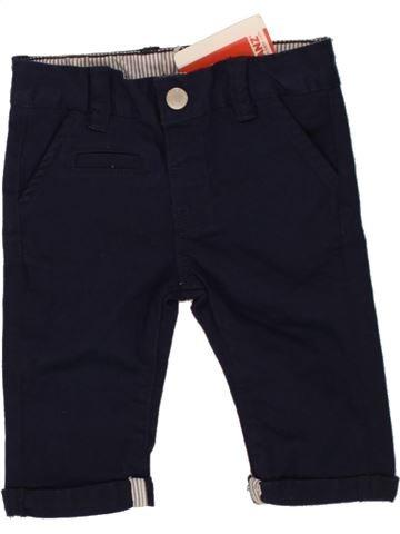 Pantalon garçon KANZ noir 1 mois hiver #1477963_1