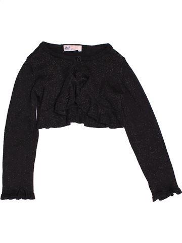 Boléro fille H&M noir 4 ans hiver #1480105_1