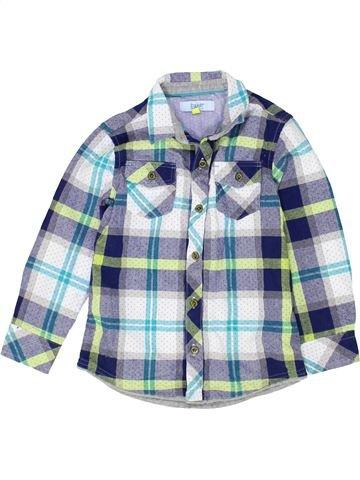 Chemise manches longues garçon TED BAKER gris 6 ans hiver #1480185_1