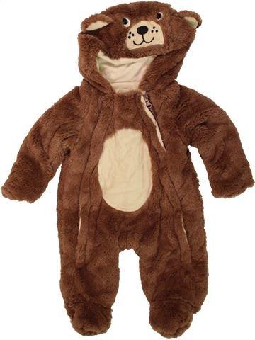 Mono-polar niño PEP&CO marrón 3 meses invierno #1480911_1