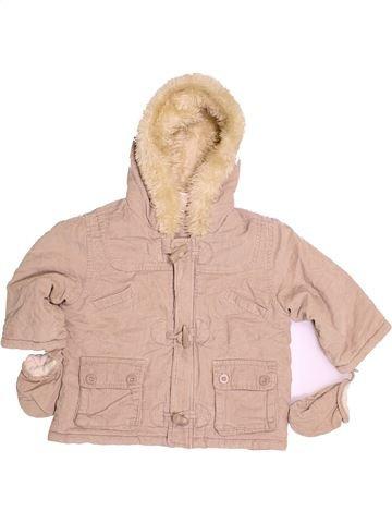 Manteau garçon LADYBIRD beige 12 mois hiver #1480961_1