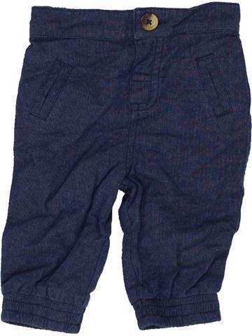 Pantalón niño JASPER CONRAN azul 6 meses invierno #1481365_1