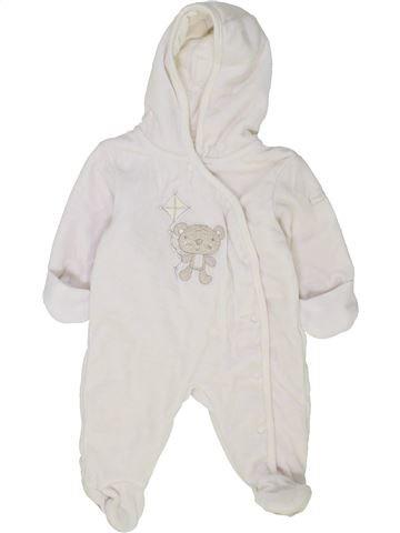 Mono-polar niño CHEROKEE blanco 3 meses invierno #1481401_1