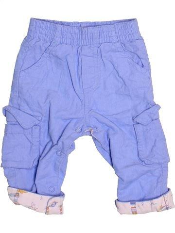 Pantalon garçon JOHN LEWIS bleu 6 mois hiver #1481632_1