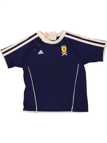 Camiseta deportivas niño ADIDAS azul 2 años verano #1481633_1