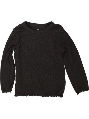T-shirt manches longues fille NEXT noir 18 mois hiver #1482262_1